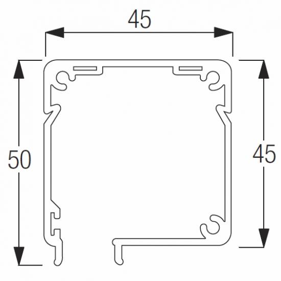 Profile (per Metre)  (Discontinued)