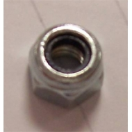Nylon Locking Nut M4