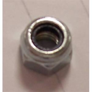 Nylon Locking Nut M4