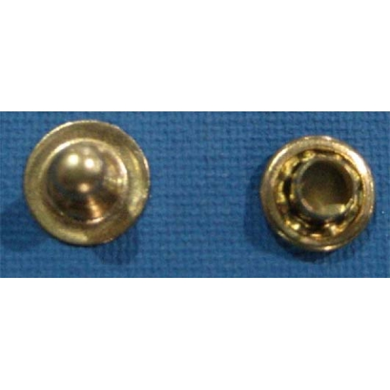 Brass Rivet  (Discontinued)