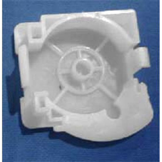 Pulley endcover, left