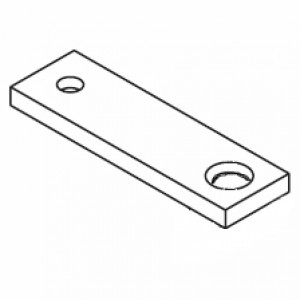Ceiling support (3mm)