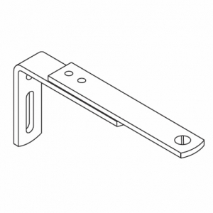 Adjustable bracket  (Discontinued)