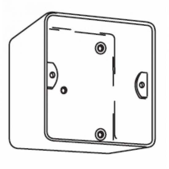 Pattress box