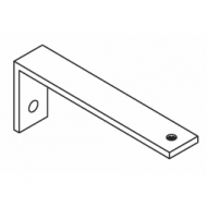 Finial connecting bracket