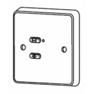 Single-channel wall switch