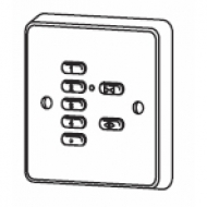 Wall Mounted Switch 8 Channel