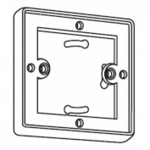 White pattress box