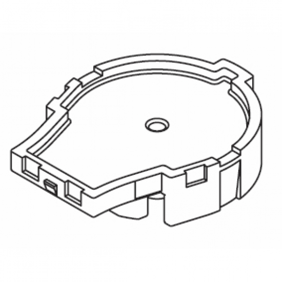 Pulley Housing Lid