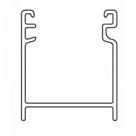 Headrail Profile (per metre)