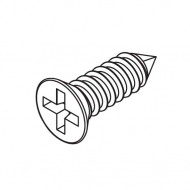 Countersunk Screw 2.9 x 9.5 (Each)
