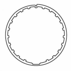 Profile Tube (41mm) (Per metre)