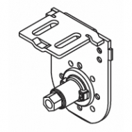 Clutch side bracket