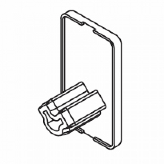 End cover rectangle