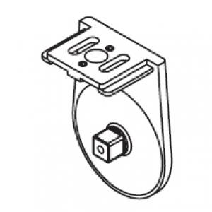 Design bracket drive side