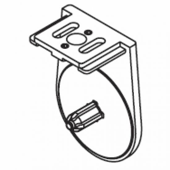 Design bracket drive side (24V DC motor)