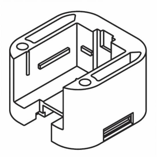 Motor case holder