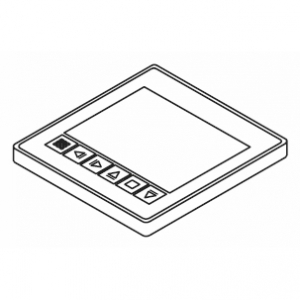 Single-channel Radio Control Timer, White (Each)