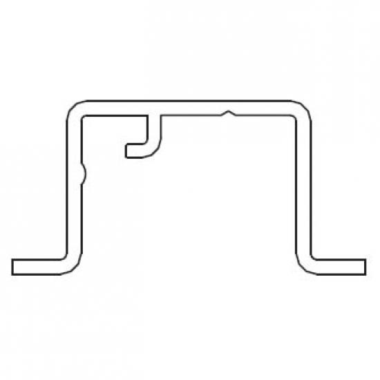 Recess Profile (per metre)