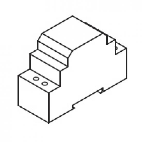 Power supply 24V DC 2 Ampere DIN Rail (Each)