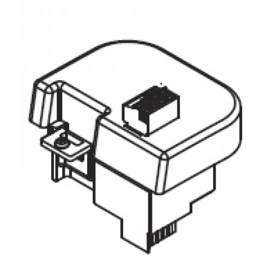 RS 485 module set white (Each)