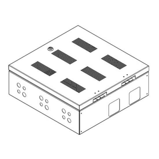 Cabinet up to 8 Shading Device Unit including Circuit Breaker Protection (Each)