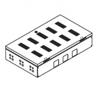 Cabinet up to 24 Shading Device Unit including Circuit Breaker Protection (Each)