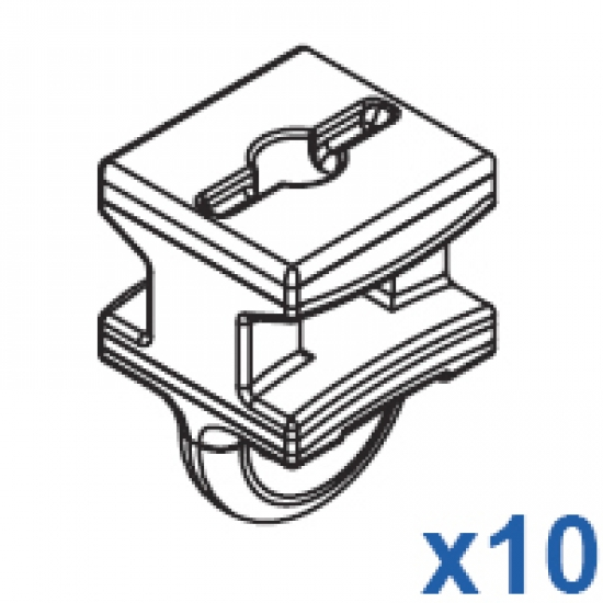 2C Glider (Pack Quantity 10)