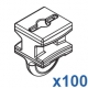 2C Glider (Pack Quantity 100)