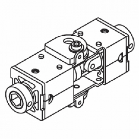 Universal joint incl. 2172 angle combination (Obsolete)