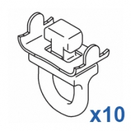 Small cord guide/endstop (Pack of 10)