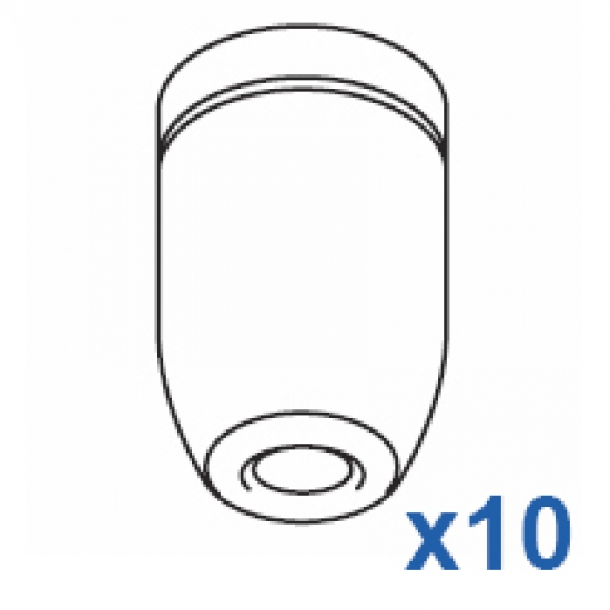 Cord connector (Pack of 10)