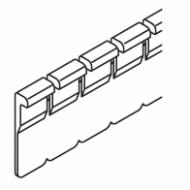 Tab top clips hook (Obsolete)