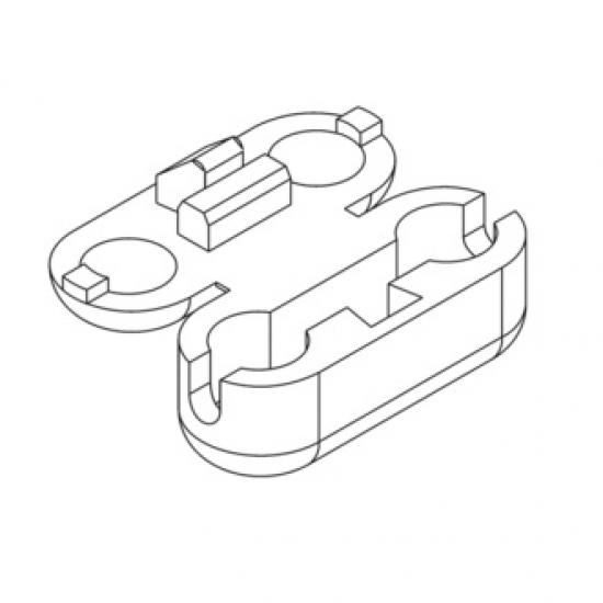 Plastic chain connector (Each)