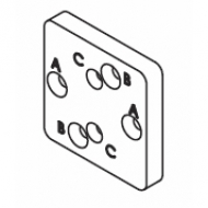 Motor adapter plate (Each)