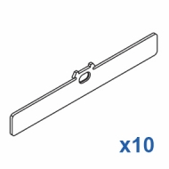 Reducing top clip 127mm (Pack Quantity 10)