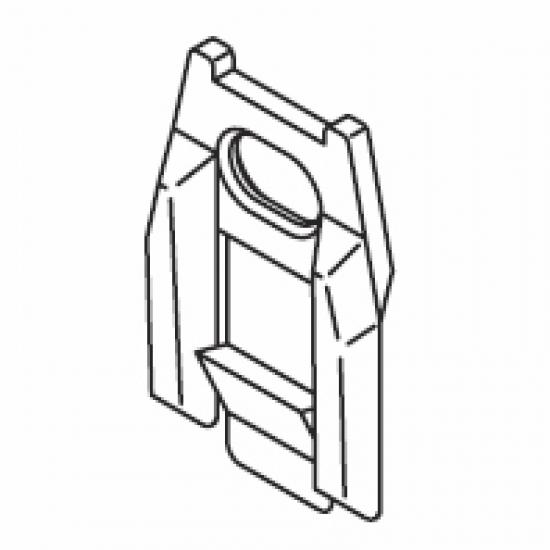 PVC top clip (Obsolete)