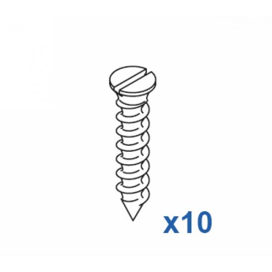 Special 1011/12 screw 12mm (Pack Quantity 10)