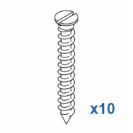 Special 1011/12 screw 18mm (Pack 10)