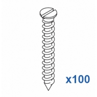 Special 1011/12 screw 18mm (Pack Quantity 100)