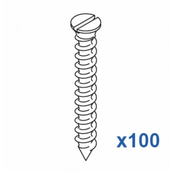 Special 1011/12 screw 18mm (Pack Quantity 100)