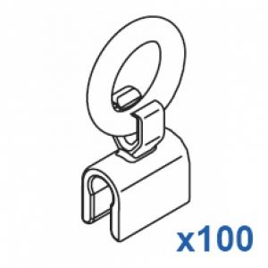 Breakaway rod cover (hard fold) (pack of 100)