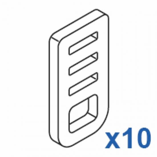 Bottom tape adjuster (Pack of 10)