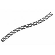 Cord Black  (per metre)