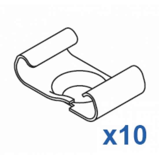 Clamp for 1012 (Pack Quantity 10)