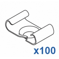 Clamp for 1012 (Pack Quantity 100)