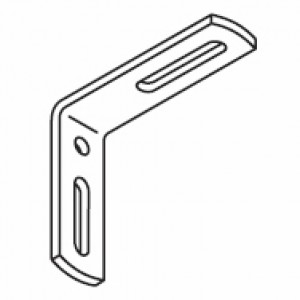 50mm Extenstion bracket for poles (DISCONTINUED  2018)