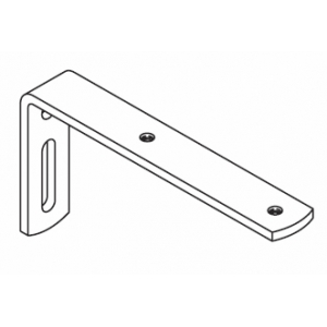 Silent Gliss 3136 100mm Extension Bracket (DISCONTINUED 2018)
