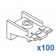 Universal nylon bracket  (Pack of 100)