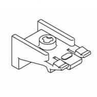 Universal nylon bracket